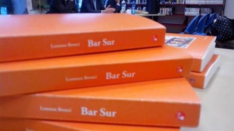 """La Nazione Siena: """"Bar Sur"""" di Lorenzo Brenci, un romanzo a ritmo di tango"""