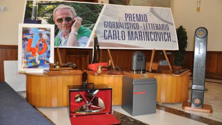 """Corriere della Sera: Libri di mare, premio speciale per il libro """"Quella notte al Giglio"""""""