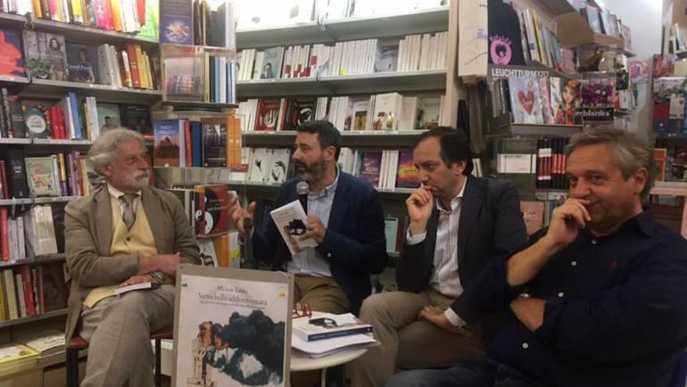 """Diario, disilluso, di cinque anni di Siena. Presentata """"La bella addormentata"""""""