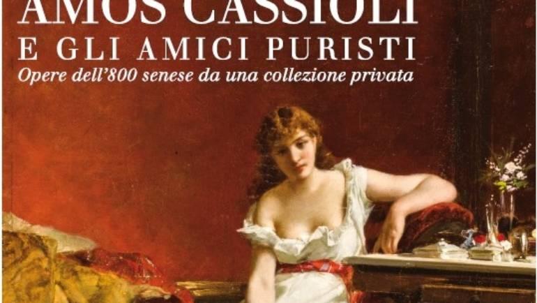 Amos Cassioli e gli amici puristi in mostra a Saturnia