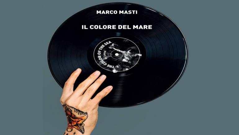 Il colore del mare. Il romanzo d'esordio di Marco Masti a Rapolano Terme