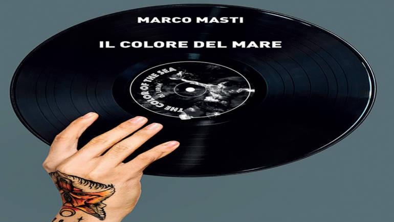 """""""Il colore del mare"""" in trasferta a Viterbo. Marco Masti incontra gli studenti del Liceo artistico Orioli"""