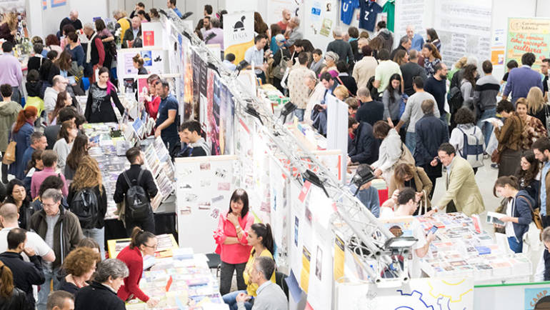 Pisa Book Festival dal 7 al 10 novembre. Ci saremo anche noi