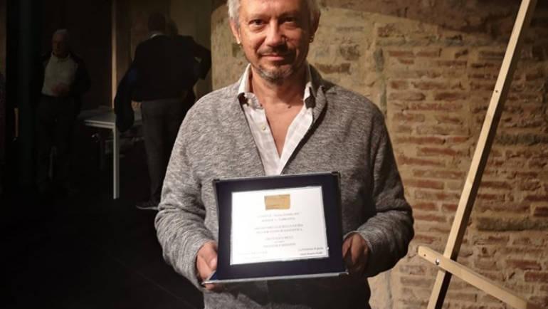 """Concorso Letterario Rive Gauche. A Francesco Ricci il Premio Speciale della Giuria per """"Prossimi e distanti"""""""