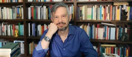 """Francesco Ricci racconta """"Storie d'amicizia e di scrittura"""" a Siena"""