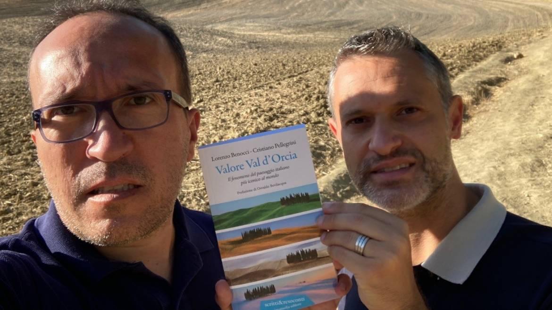 Valore Val d'Orcia. Il libro sul paesaggio italiano più iconico al mondo si presenta alla Cappella di Vitaleta